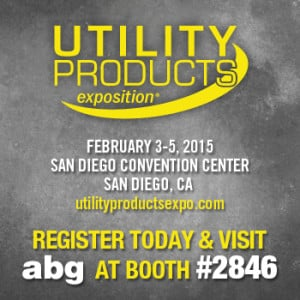 ABG Attending the 2015 DistribuTech / Utility Products Expo in San Diego