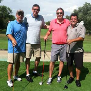 ABG Captures El Valor's Charity Golf Event Trophy