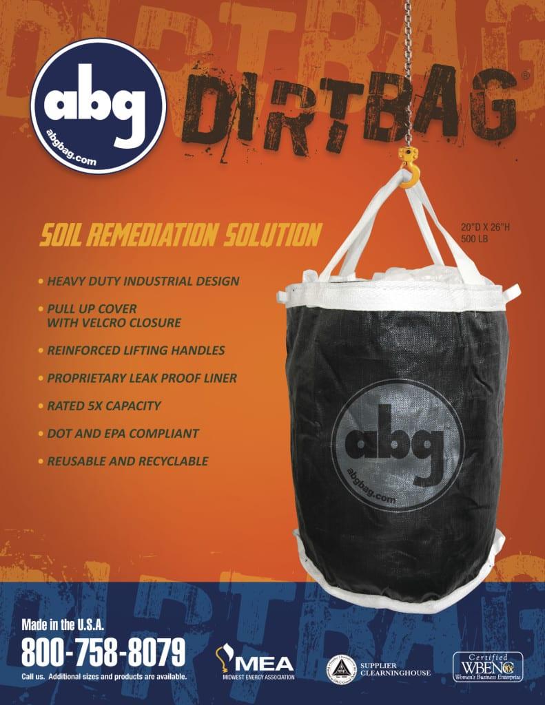 contaminated soil transport bags